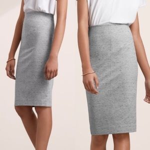 Wilfred lis pencil skirt wool blend
